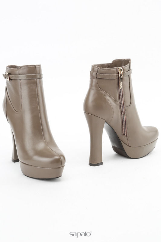 Ботинки Calipso Ботинки бежевые
