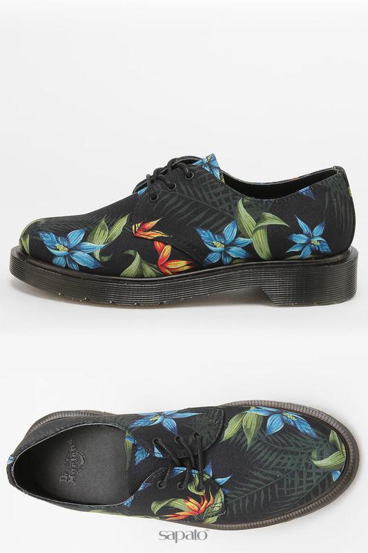 Туфли Dr. Martens Туфли чёрные