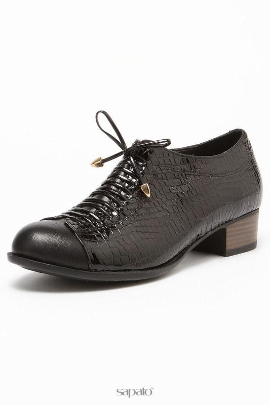 Туфли Alpino Туфли чёрные