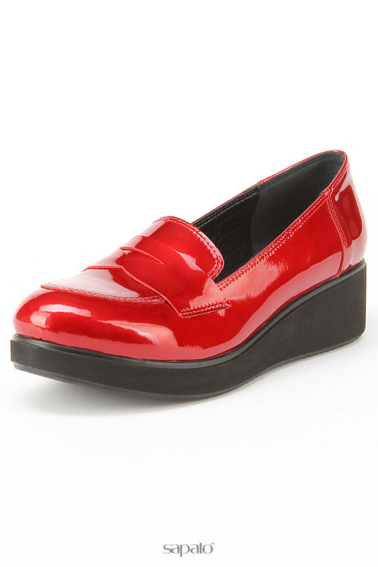 Туфли Benta Туфли красные