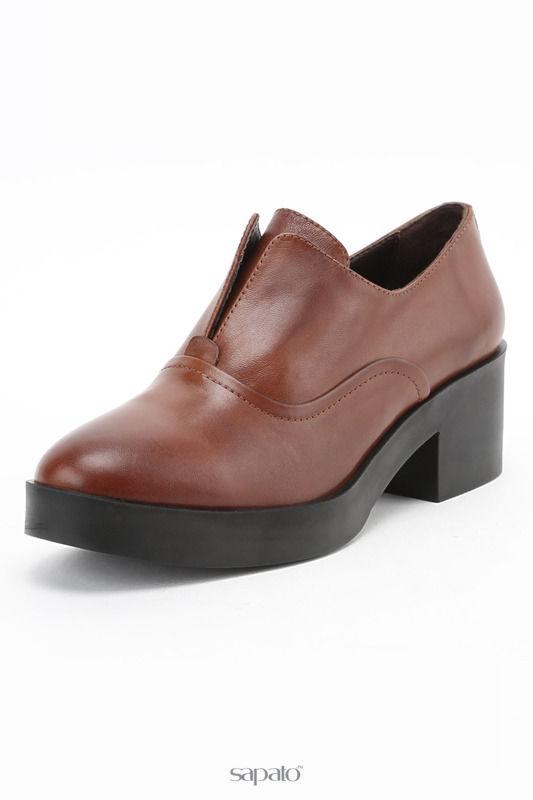 Ботинки Benta Полуботинки оранжевые