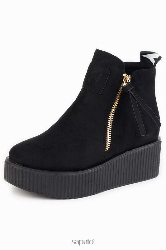 Ботинки Teet Space Ботинки чёрные