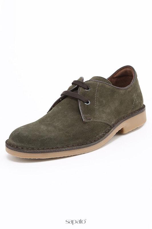 Ботинки SK Полуботинки зеленые