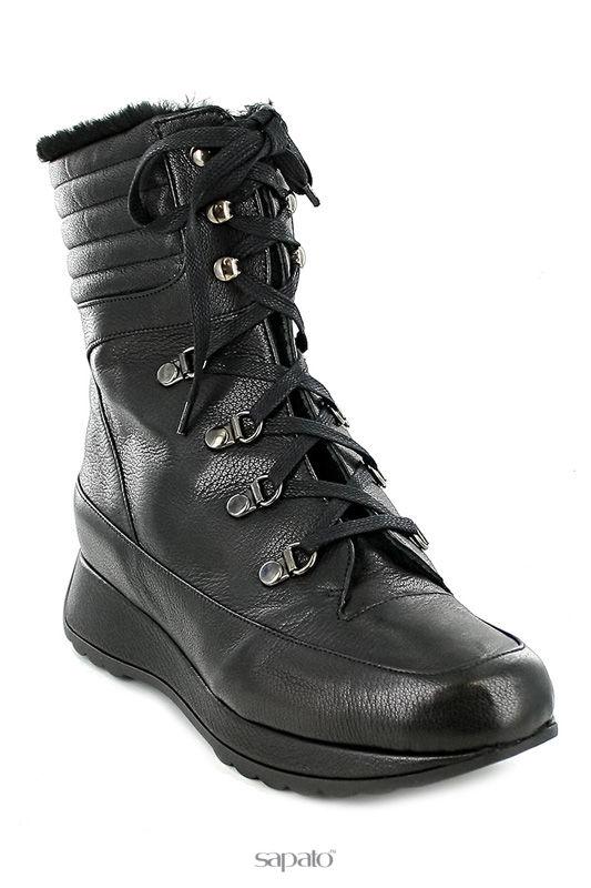 Ботинки Stephane Kelian Ботинки чёрные