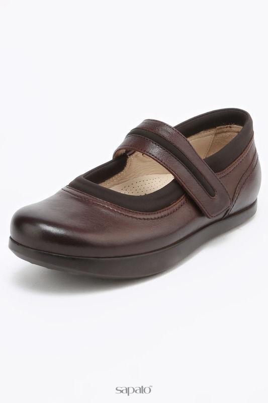 Туфли ATIKER Туфли коричневые