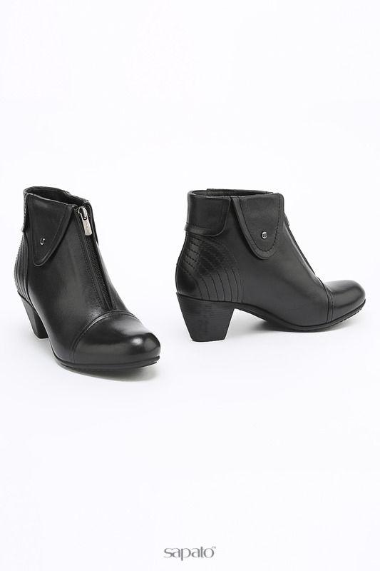 Ботинки ATIKER Ботинки чёрные