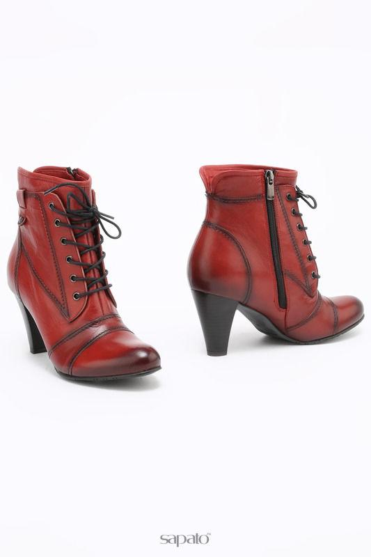 Ботинки ATIKER Ботинки красные