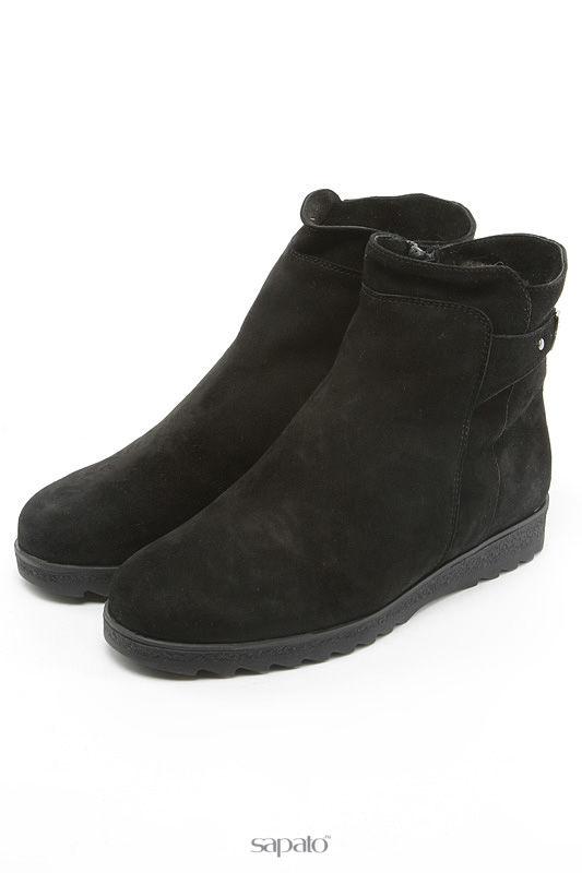 Ботинки Gianmarco Benatti Ботильоны чёрные
