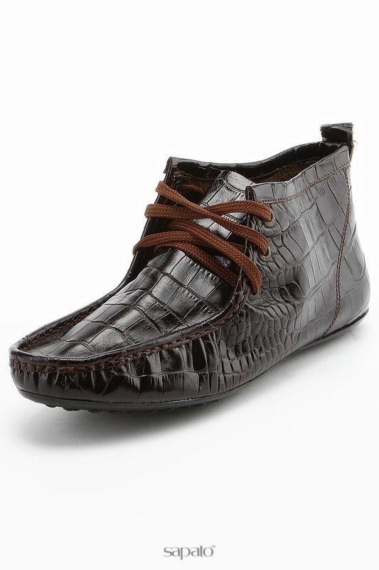 Ботинки Abbi Ботинки коричневые