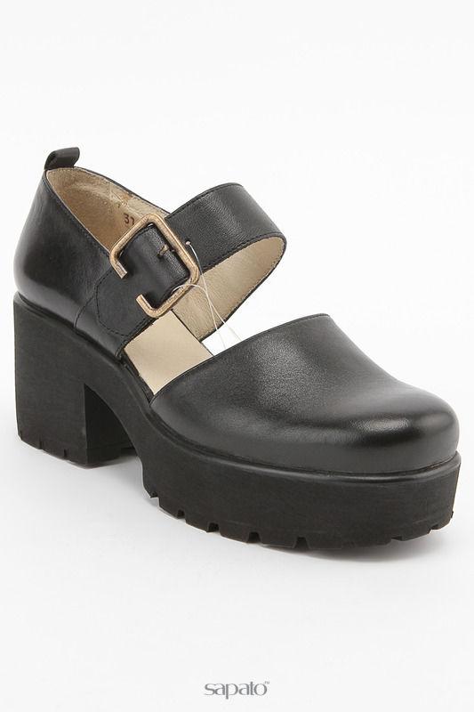 Туфли Piranha Туфли чёрные