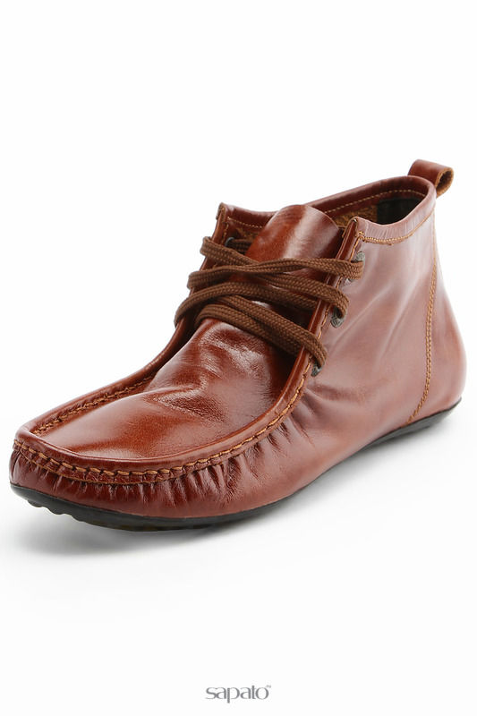 Ботинки Abbi Ботинки оранжевые