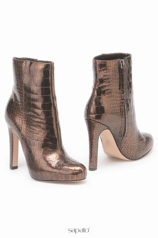 Ботинки Jean-Michel Cazabat Ботинки коричневые