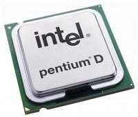Intel Pentium D 925 Presler (3000MHz, LGA775, L2 4096Kb, 800MHz)