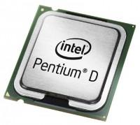 Intel Pentium D 805 Smithfield (2667MHz, LGA775, L2 2048Kb, 533MHz)