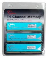 G.SKILL F3-10666CL7T-6GBPK