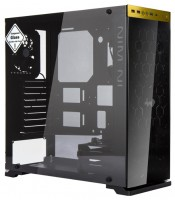 IN WIN 805 w/o PSU Black/yellow