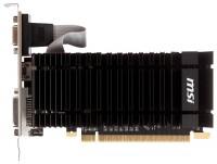 MSI GeForce GT 610 550Mhz PCI-E 2.0 2048Mb 1000Mhz 64 bit DVI HDMI HDCP Silent V2