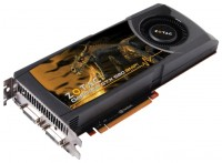 ZOTAC GeForce GTX 580 815Mhz PCI-E 2.0 1536Mb 4100Mhz 384 bit 2xDVI Mini-HDMI HDCP Cool
