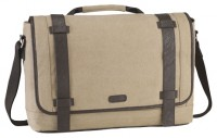 Targus Canvas Laptop Messenger 15.6