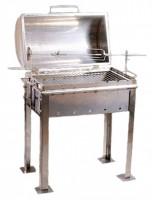 Ольховый дым Ларец-коптильня 600*350*200