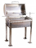 Ольховый дым Ларец-коптильня 700*350*200