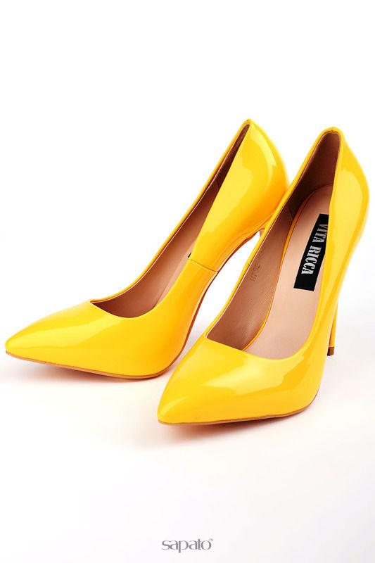 Туфли Vita Ricca Туфли жёлтые