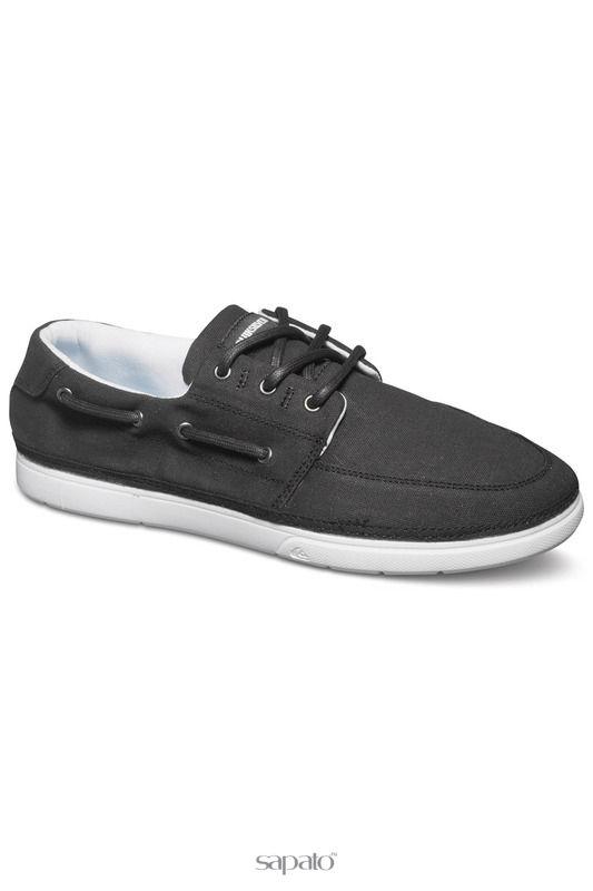 Ботинки Quiksilver Полуботинки чёрные
