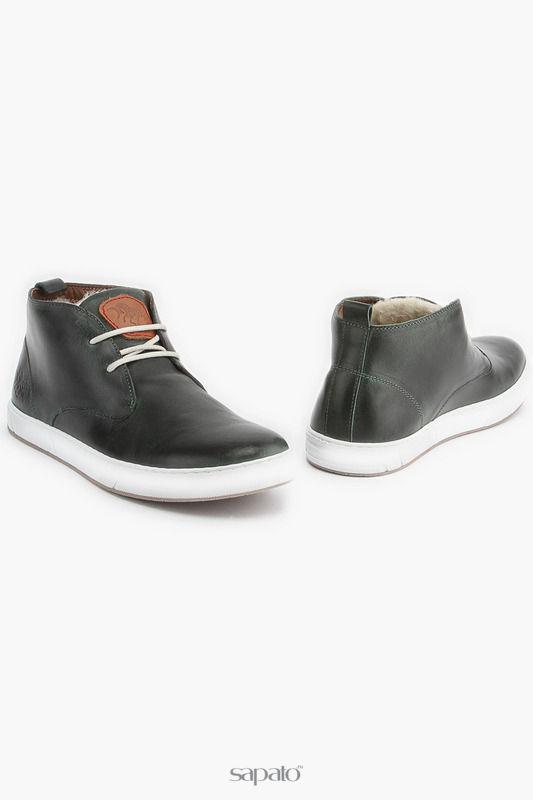 Ботинки El Tempo Ботинки зеленые