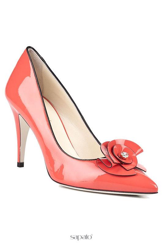 Туфли Loriblu Туфли розовые