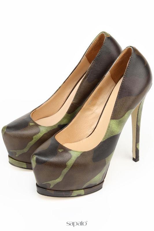 Туфли ONLYTA Туфли зеленые