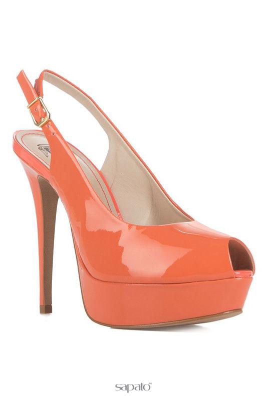 Туфли Loucos & Santos Туфли оранжевые