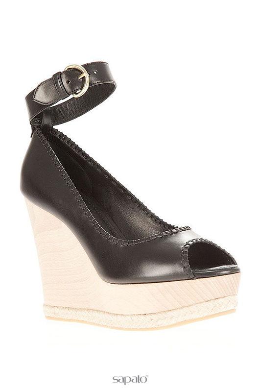 Туфли Donna Karan Туфли чёрные