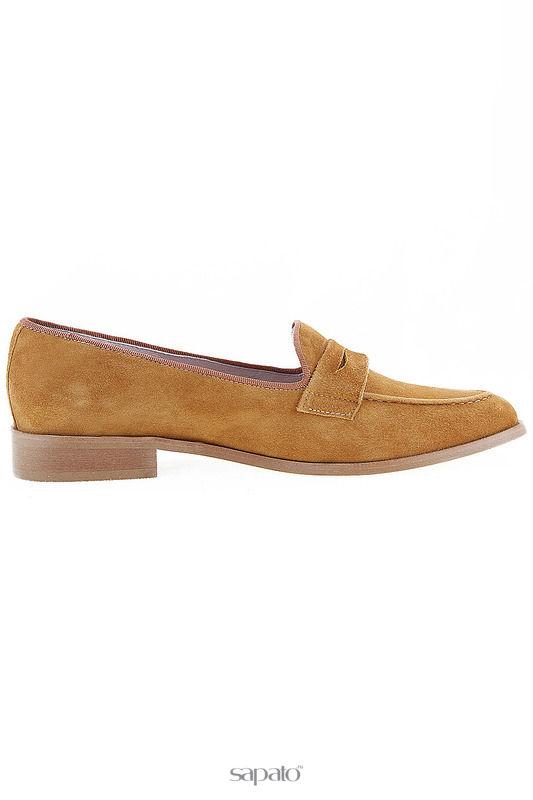 Туфли Las lolas Туфли коричневые