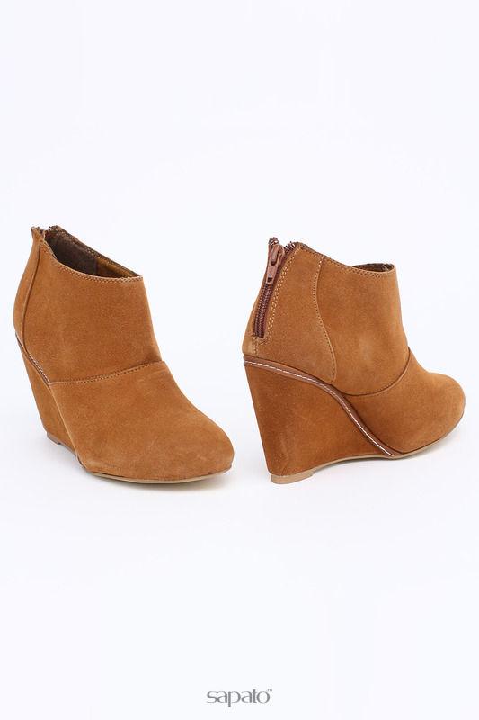 Ботинки House Полуботинки коричневые