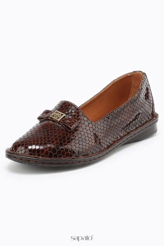 Туфли C&S Туфли коричневые