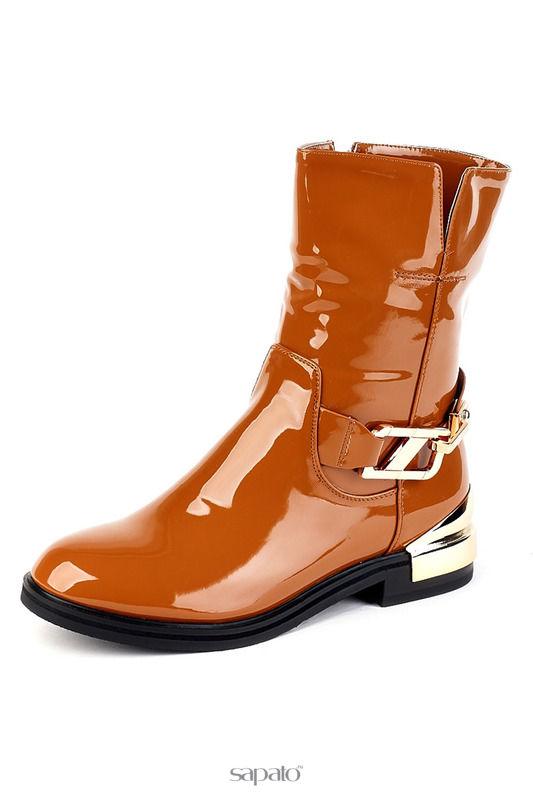 Ботинки Norka Ботинки бежевые