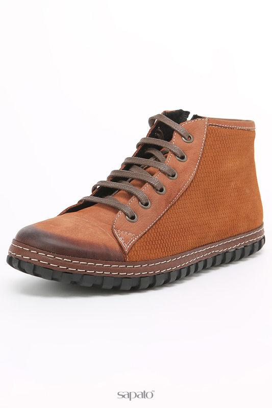 Ботинки Modelle Ботинки оранжевые