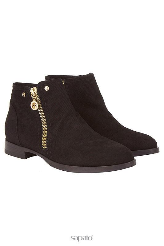 Ботинки Renzi Ботинки чёрные
