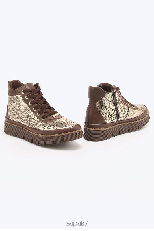 Ботинки Alpino Ботинки золотистые