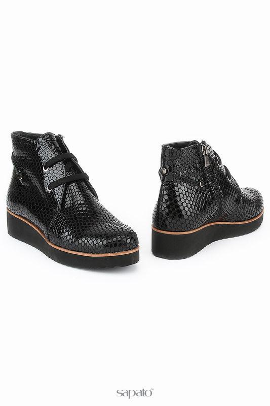 Ботинки MAGNOLIA Ботинки чёрные