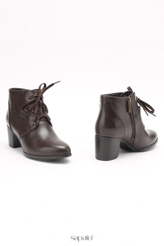 Ботинки MakFine Ботинки коричневые