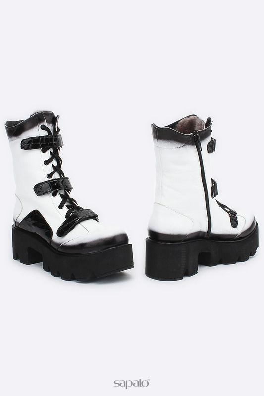 Ботинки SpringWay Ботинки белые