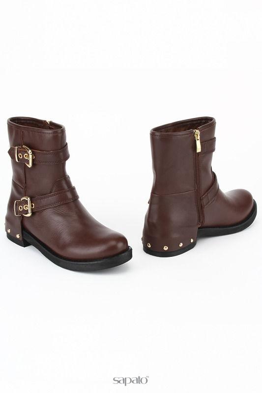 Ботинки STUDIO ITALIA Ботинки коричневые
