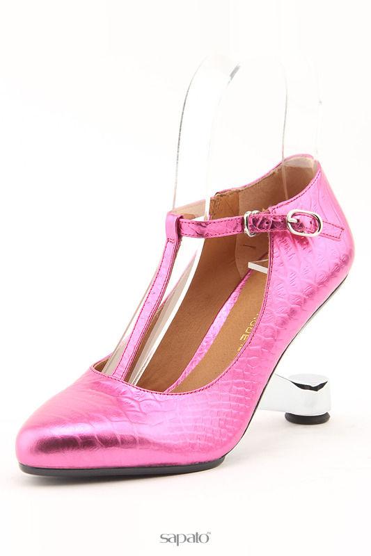 Туфли United Nude Туфли розовые