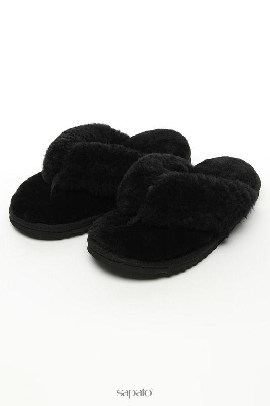 """Домашняя обувь Shepherd""""s Life Тапочки чёрные"""