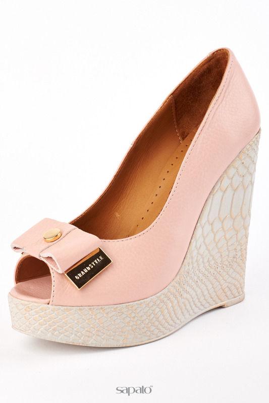 Туфли Grand Style Туфли розовые