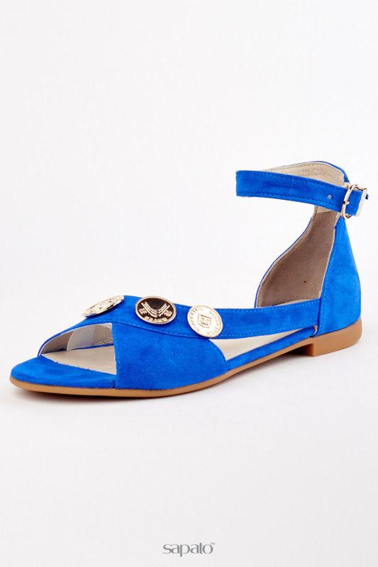 Сандалии Grand Style Сандалии синие