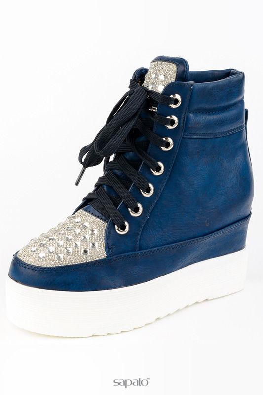 Ботинки Summergirl Ботинки синие