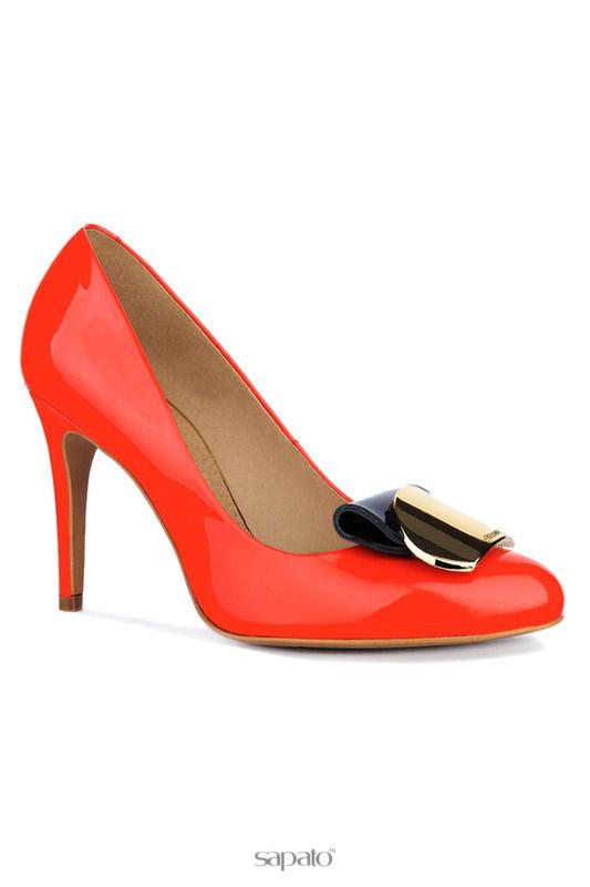 Туфли GINO ROSSI Туфли коричневые