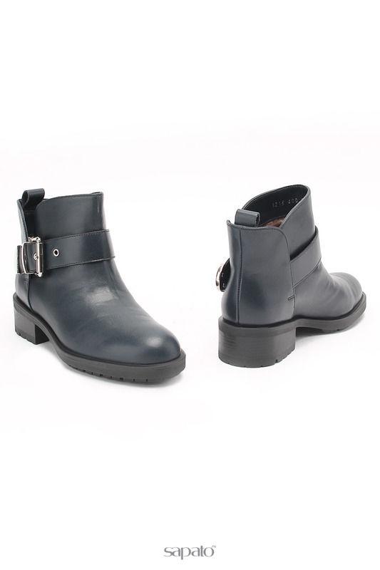 Ботинки Tervolina Ботинки синие